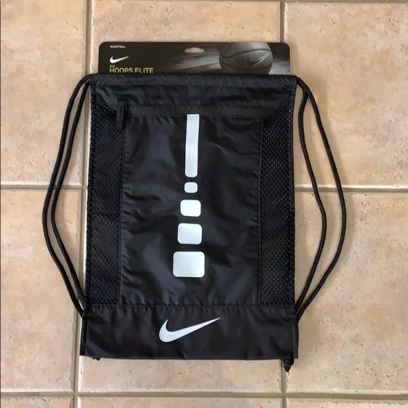 6145af9b580f Basketball Nike Hoops Elite Gymsack